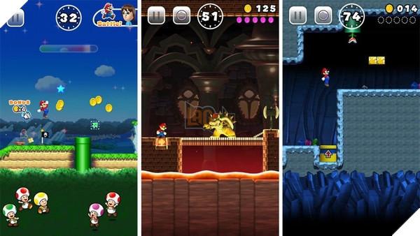 Super Mario Run đạt 40 triệu lượt tải trong 4 ngày 2