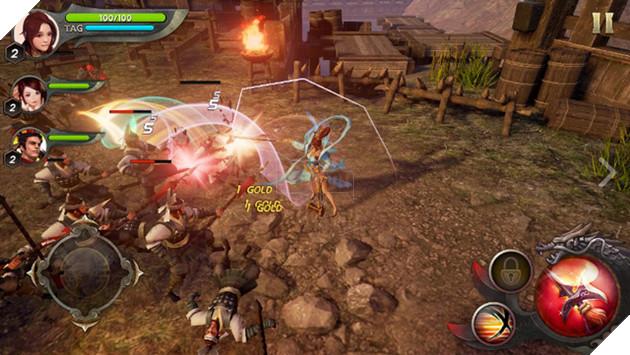 Three Kingdoms: Blade - Phiên bản Dynasty Warrior đẹp nhất Mobile từ trước đến nay