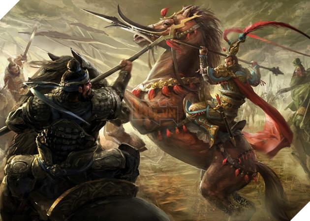 Các danh tướng Tam Quốc nổi tiếng đều xuất hiện trong game mobile này