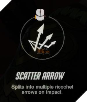 Kết quả hình ảnh cho Scatter arrow icon hanzo