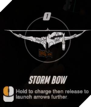 Kết quả hình ảnh cho Storm bow icon hanzo