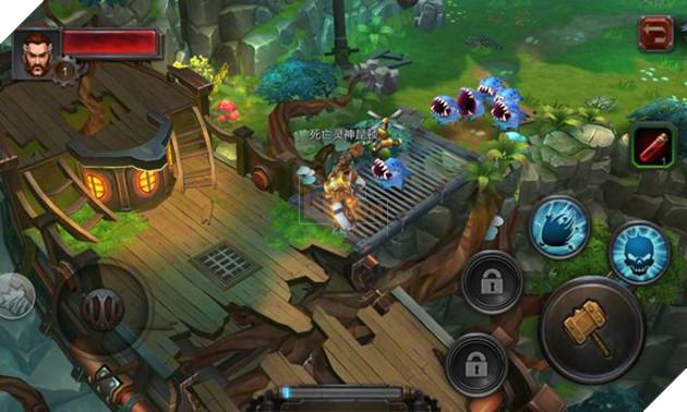 Torchlight Mobile - Hàng khủng ARPG chính thức cập bến App Store