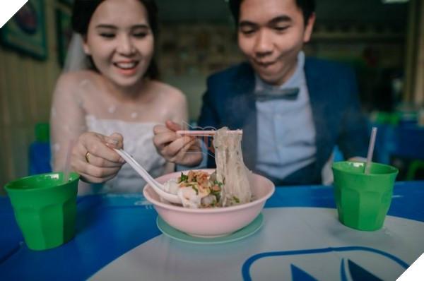 Bộ ảnh đưa nhau đi ăn khắp thế gian khiến bạn xem là muốn cưới - Ảnh 15.
