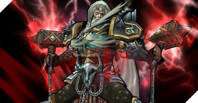 Nhân vật chính Lance the Berserker