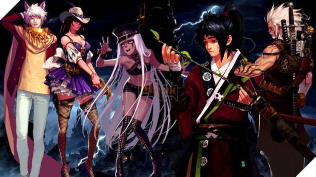 Dungeon Fighter: Spirit - Siêu game chặt chém màn hình ngang CBT tại Hàn Quốc