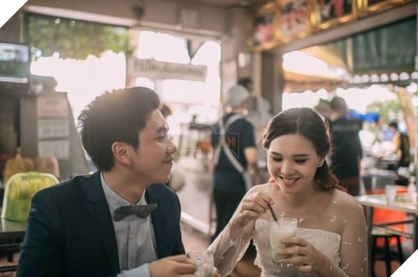 Bộ ảnh đưa nhau đi ăn khắp thế gian khiến bạn xem là muốn cưới - Ảnh 2.