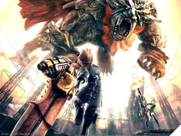 "God Eater Online - Kẻ soán ngôi Monster Hunter ""điên cuồng"" lên Mobile"