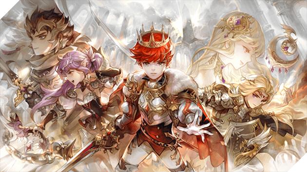 War of Crown - Siêu phẩm nhập vai mới toanh từ GAMEVIL