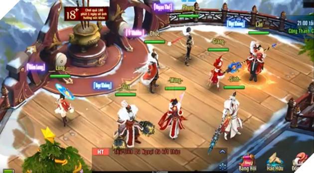 Võ Lâm Truyền Kỳ Mobile: Phiên bản Sơn Hà Xã Tắc sẽ thay đổi nhiều tính năng trong game