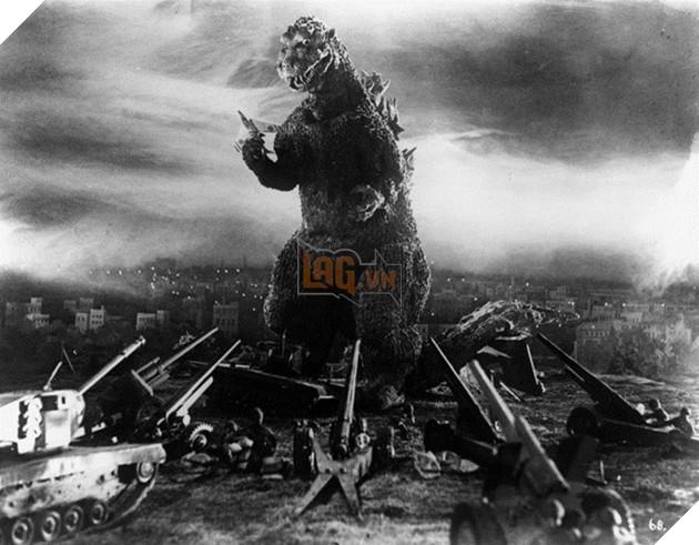 Godzilla ghe ron qua thoi gian hinh anh 1