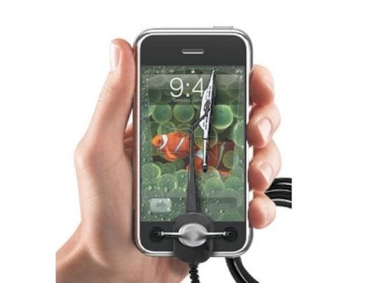 9 phụ kiện lạ đời cho iPhone nhưng ai cũng chết mê chết mệt - Ảnh 3.