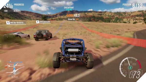 Lỗi bản cập nhật mới trong Forza Horizon 3 trên PC có thể khiến bạn mất cả file save