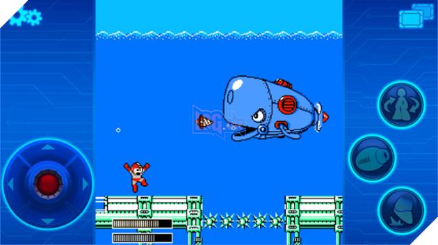 6 huyền thoại Mega Man lừng danh đã lên Google Play, game thủ Việt có thể tải ngay