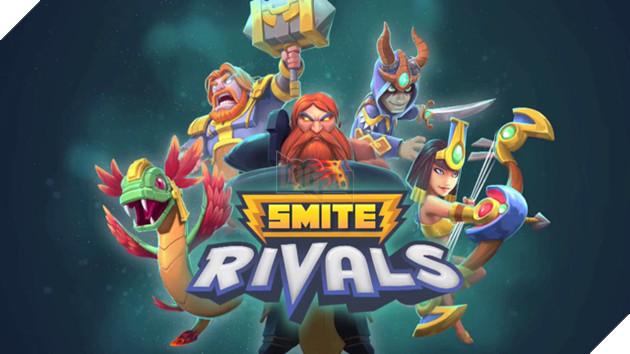 """SMITE Rivals - Thêm một MOBA mới nhăm nhe """"lật đổ"""" Clash Royale"""