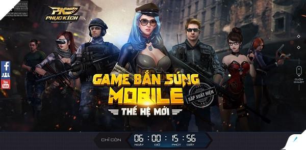 Phục Kích Mobile Open Beta