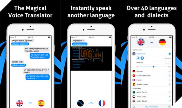 Tết đi du lịch nước ngoài, dùng những app này tha hồ mà chém gió - Ảnh 5.