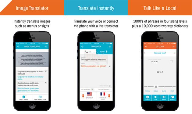 Tết đi du lịch nước ngoài, dùng những app này tha hồ mà chém gió - Ảnh 4.