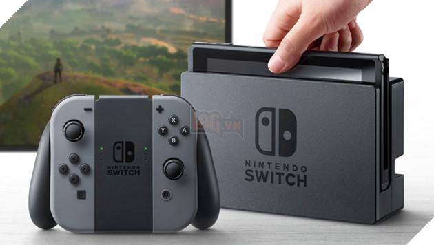 """Nintendo Switch hé lộ giá bán gây sốc khiến PS4 và Xbox One """"lo sốt vó"""""""