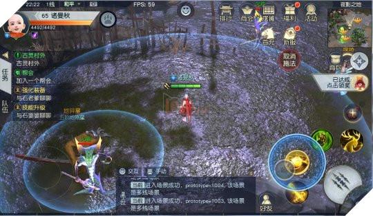 """Demon Seals Mobile - """"Diablo Châu Á"""" đã chính thức cập bến App Store"""