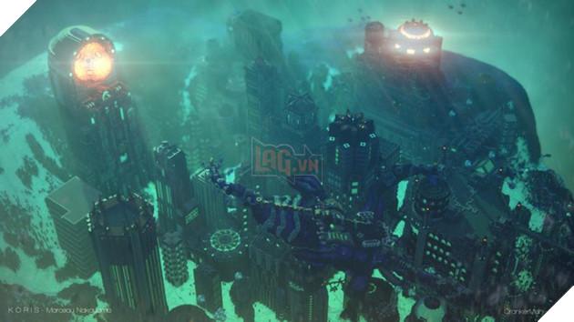 Không thể tin nổi Minecraft lại có thể tạo ra những tác phẩm tuyệt đẹp như thế này