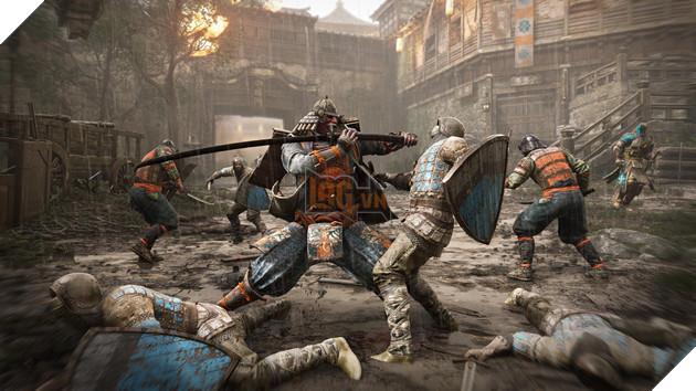 Quá vui, game online chặt chém For Honor mở cửa miễn phí đúng dịp Tết nguyên đán