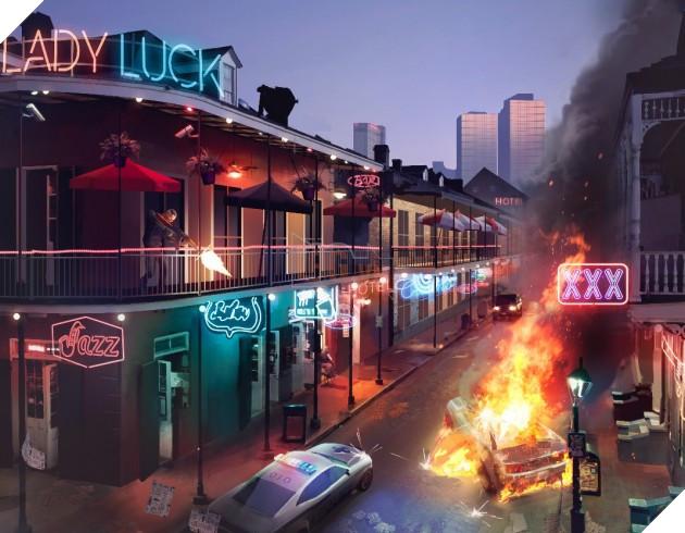 Kết quả hình ảnh cho Gangstar New Orleans