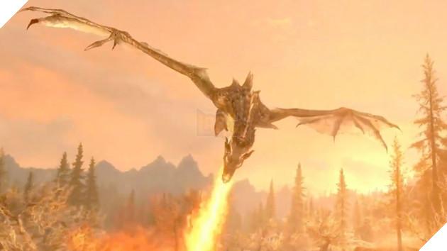 Kết quả hình ảnh cho Elder Scrolls V: Skyrim - Nintendo Switch | official trailer (2017)