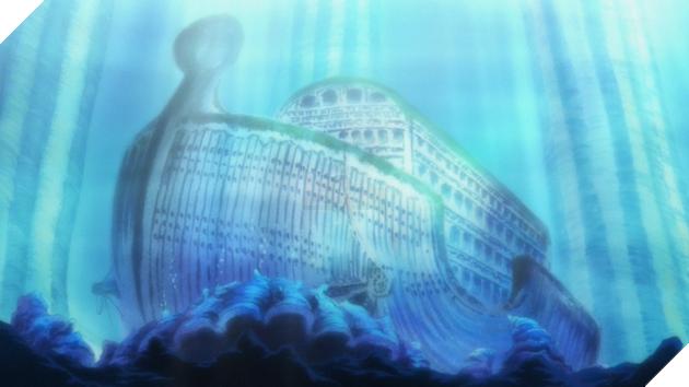 Những câu chuyện và điển tích thần thoại từng được nhắc đến trong One Piece