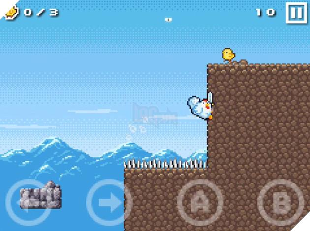 Cluckles' Adventure - Megaman phiên bản gà Trung Cổ