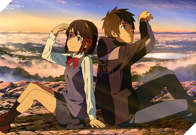 """""""Your Name"""" vượt mặt """"Spirited Away"""" lập kỷ lục anime có doanh thu cao nhất mọi thời đại - Ảnh 4."""