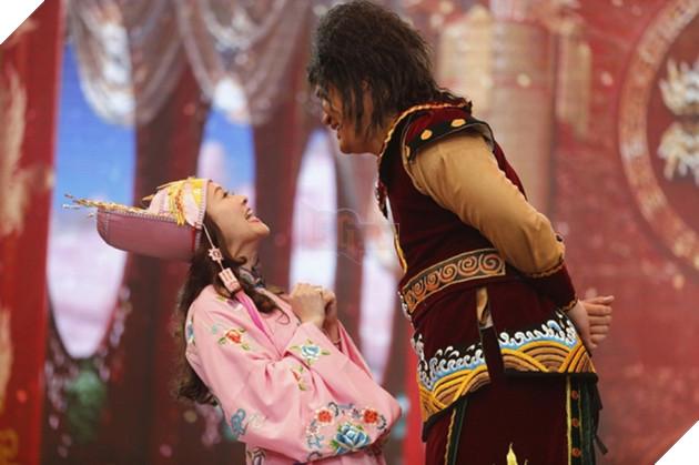 Năm nay, vai Thiên Lôi sẽ được đảm nhận bởi diễn viên trẻ Dũng Hờn