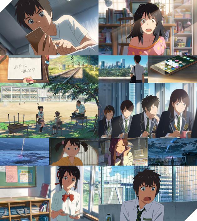 """""""Your Name"""" vượt mặt """"Spirited Away"""" lập kỷ lục anime có doanh thu cao nhất mọi thời đại - Ảnh 3."""