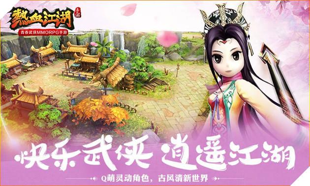 Hiệp Khách Giang Hồ hồi sinh với phiên bản Mobile tại máy chủ Trung Quốc 3