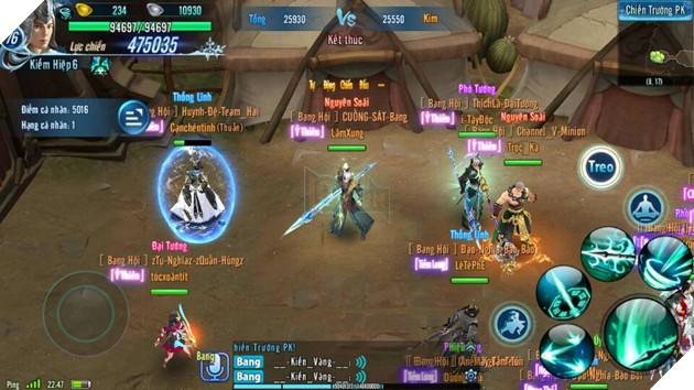 VLTK Mobile: Những đội hình hùng bá Hoa Sơn Luận Kiếm 5