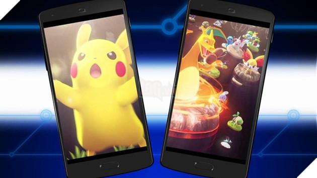 Game hot Pokemon Duel bất ngờ ra mắt cho di động, đã có thể tải được ngay