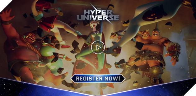 Hyper universe sắp mở cửa bản tiếng Anh