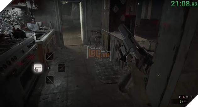 Albert-01R là vũ khí chỉ có được sau khi bạn hoàn thành Resident Evil 7 lần đầu tiên và chơi lại từ đầu.