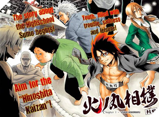 Những tựa manga shounen có triển vọng nhất trong năm 2017