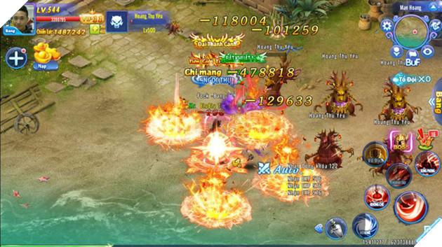 Soái Ca Truyền Thuyết tập trung khai thác và gợi mở cho người chơi những cảm xúc nhập vai chuẩn MMORPG