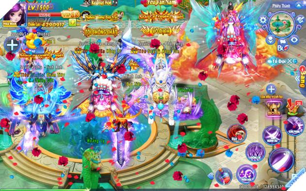 Soái Ca Truyền Thuyết là một trong số ít game mobile cho phép người chơi trải nghiệm trọn vẹn cảm xúc cày cuốc, chơi không sợ max cấp