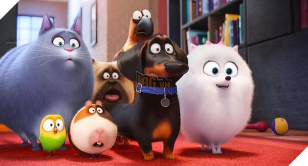 Universal an dinh lich cho 'Minions 2', 'Pets 2', 'Sing 2' hinh anh 1