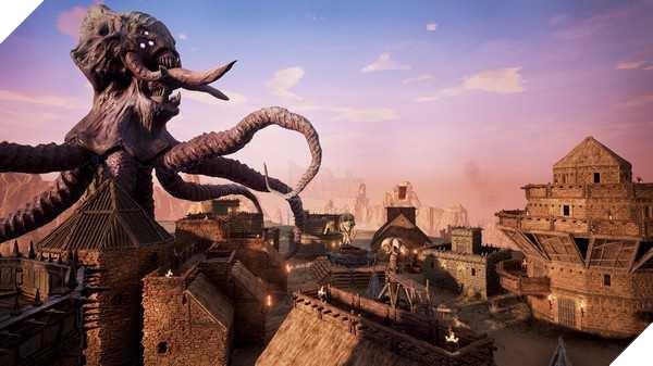 Conan Exiles bán được 320.000 bản trong một tuần, ra mắt công cụ Mod 5