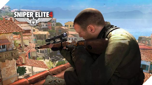 """Sniper Elite 4 công bố cấu hình: """"Quá mềm cho một game đỉnh!"""""""