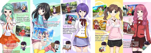"""Vơi đi nỗi niềm FA ngày Valentine bằng loạt game """"hẹn hò"""" đậm chất Anime"""