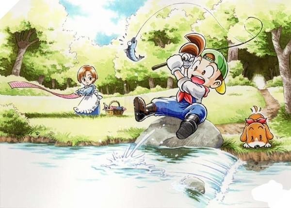 Harvest Moon 64 ra mắt trên Wii U trong tuần này 3