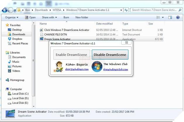 Hướng dẫn cách cài đặt video thành hình nền động cho desktop cực kì đơn giản 4