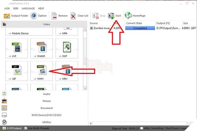 Hướng dẫn cách cài đặt video thành hình nền động cho desktop cực kì đơn giản 6