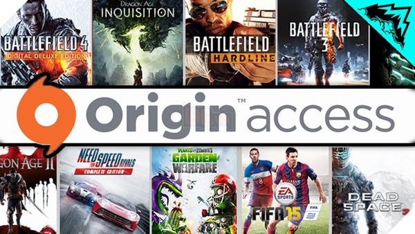 Toàn bộ các tựa game miễn phí trên EA/Origin Access 2