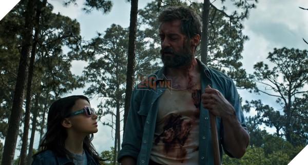Review Logan - Lời tạm biệt 4