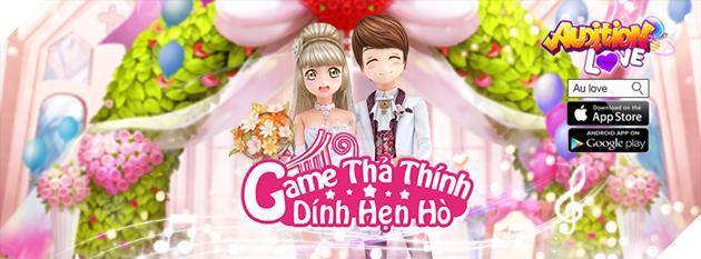 Au Love sắp ra mắt tại Việt Nam